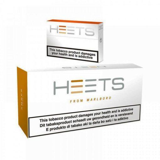 HEETS Amber Label (10 Paket) From Marlboro