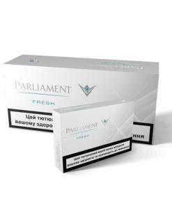 HEETS Fresh Blue (10 Paket) Parliament