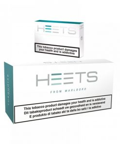HEETS Turquoise Label (10 Paket) From Marlboro