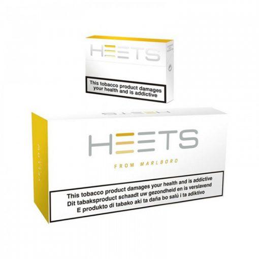 HEETS Yellow Label (10 Paket) From Marlboro